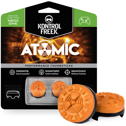 KontrolFreek Atomic Performance Thumb Grips - Xbox One