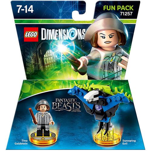 Lego Dimensions: Fun Pack - Fantastic Beasts
