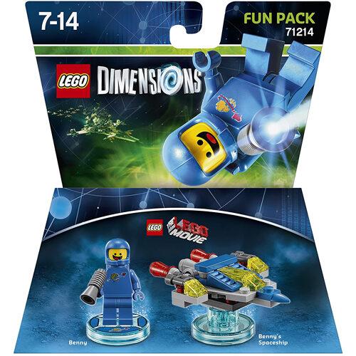 Lego Dimensions: Fun Pack - Lego Movie Benny