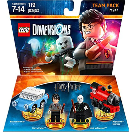 Lego Dimensions: Team Pack - Harry Potter