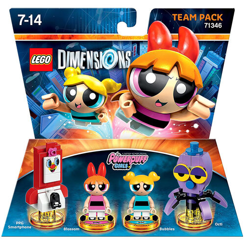 Lego Dimensions: Team Pack - The PowerPuff Girls