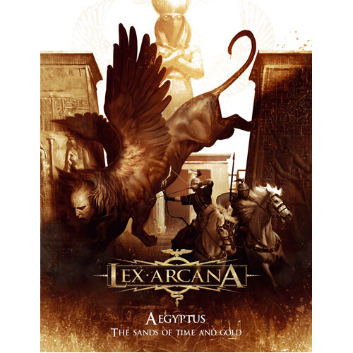 Lex Arcana: Aegyptus - The Sands of Time and Gold