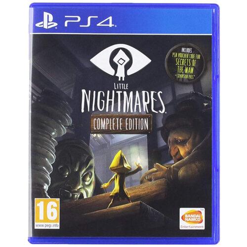 Little Nightmares Complete - PS4