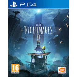Little Nightmares II: Day One Edition - PS4