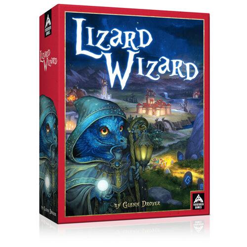 Lizard Wizard - Kickstarter Edition