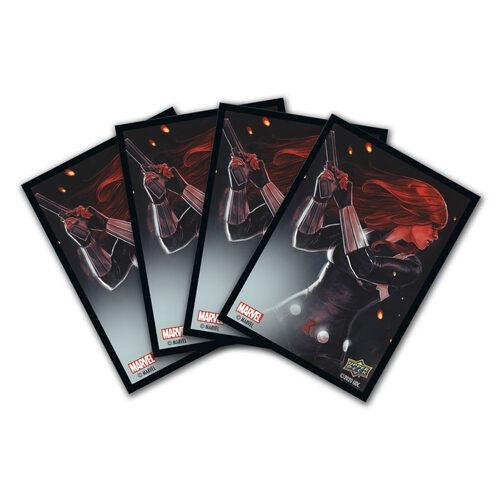 Marvel Card Sleeves: Black Widow (65)