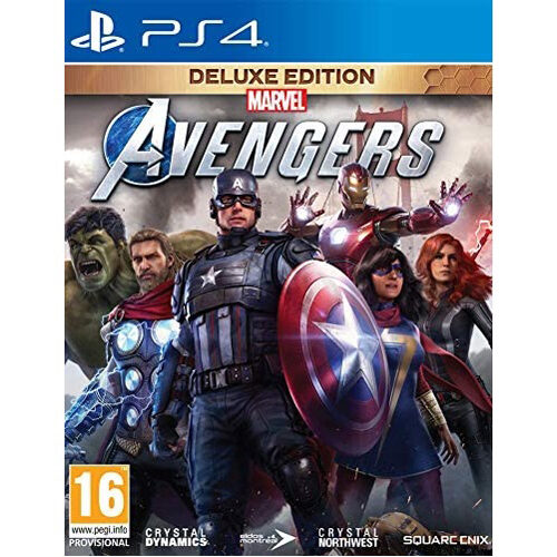 Marvel's Avengers: Deluxe Edition  - PS4