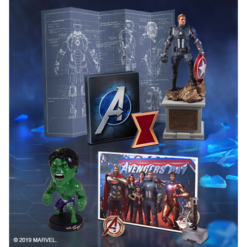Marvel's Avengers: Earth's Mightiest Edition  - PS4