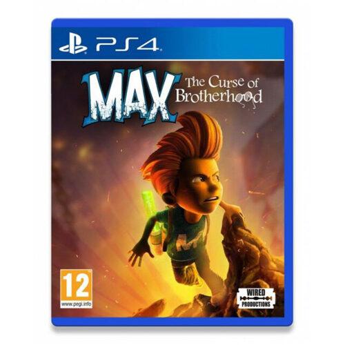 Max: The Curse of Brotherhood - PS4