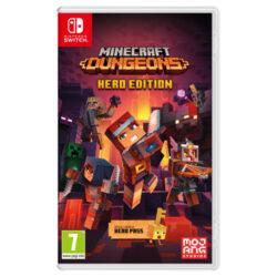 Minecraft Dungeons - Nintendo Switch