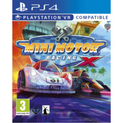 Mini Motor Racing X (For Playstation VR) - PS4