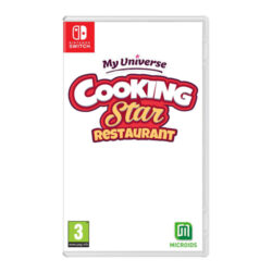 My Universe: Cooking Star Restaurant - Nintendo Switch