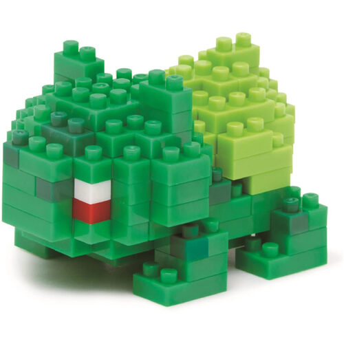 Nanoblock Bulbasaur