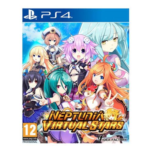 Neptunia Virtual Stars - PS4