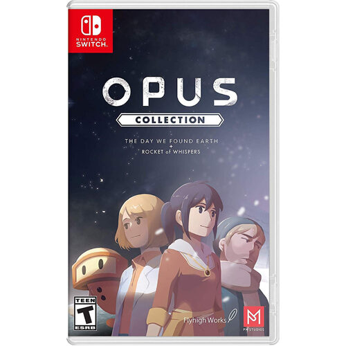 OPUS Collection: The Day We Found Earth & Rocket of Whispers - Nintendo Switch
