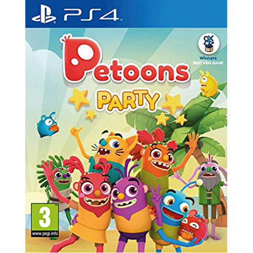 Petoons Party - PS4