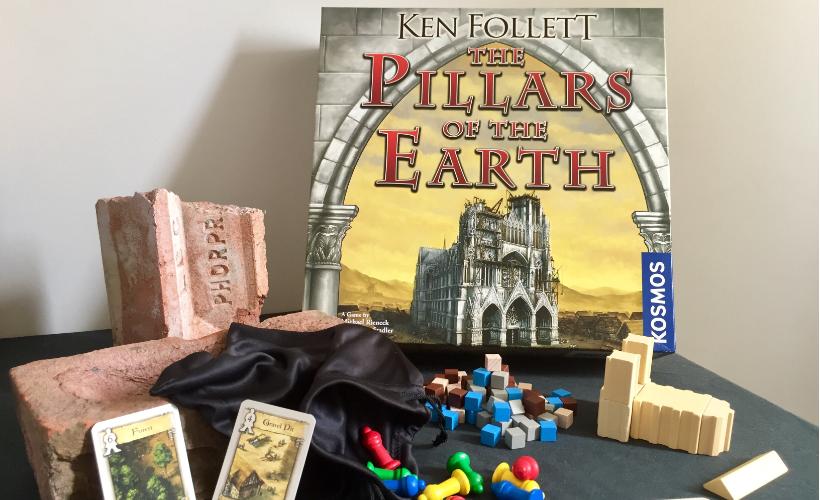 Pillars of the Earth Body 5