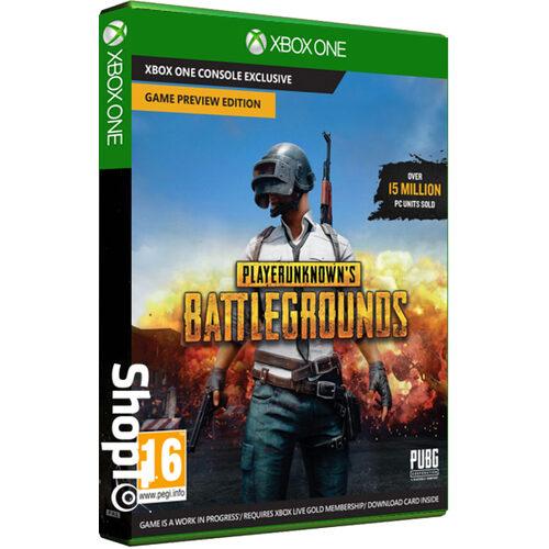 Playerunknown's Battlegrounds (Code in Box) - Xbox One