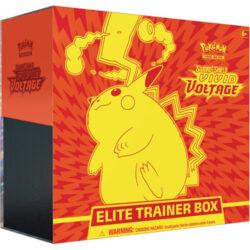 Pokemon TCG: Sword & Shield 4 Vivid Voltage Elite Trainer Box