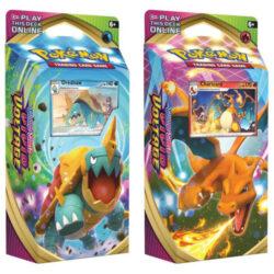 Pokemon TCG: Sword & Shield 4 Vivid Voltage Theme Deck - 2 Set