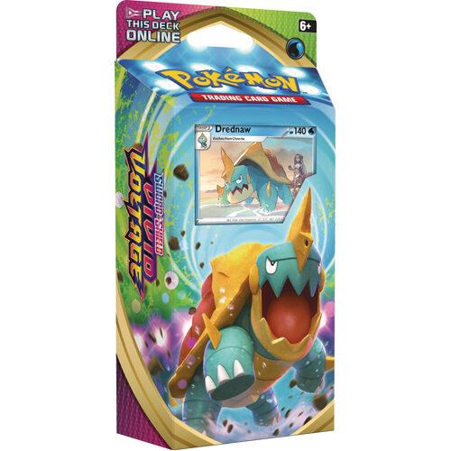 Pokemon TCG: Sword & Shield 4 Vivid Voltage Theme Deck - Drednaw