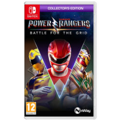 Power Rangers: Battle for the Grid: Collector's Edition - Nintendo Switch