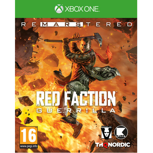 Red Faction: Guerrilla - Re-Mars-Tered - Xbox One