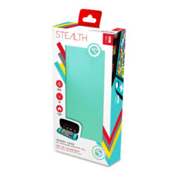 STEALTH Travel Case for Nintendo Switch Lite - Turquoise