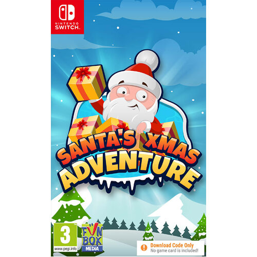 Santa's Xmas Adventure - Nintendo Switch