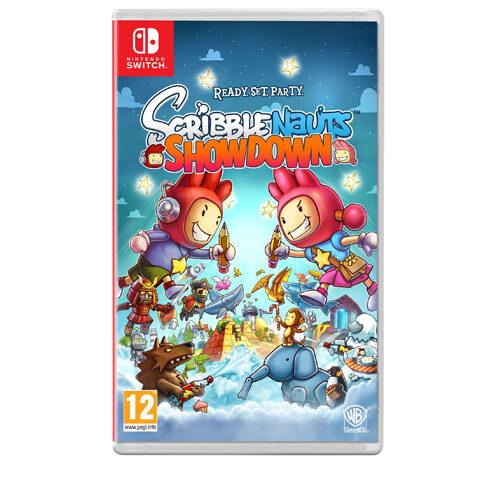 Scribblenauts Showdown (Code-in-a-Box) - Nintendo Switch