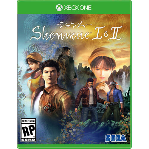 Shenmue 1 & 2 HD Remaster - Xbox One