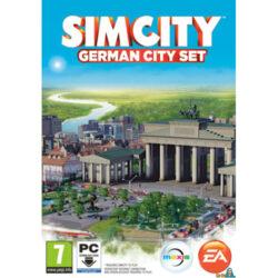 Sim City German City Buildings Add On (Code in box) (2013) - PC