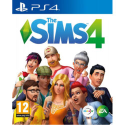 Sims 4 (Nordic Box - All Languages in Game) - PS4