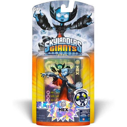 Skylanders Giants: Lightcore Hex