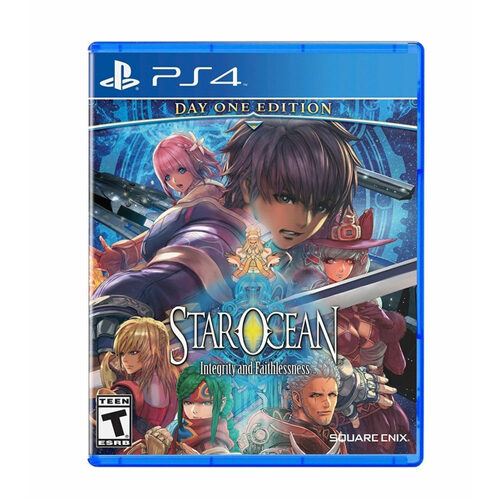 Star Ocean: Integrity and Faithlessness - Day One Edition - PS4