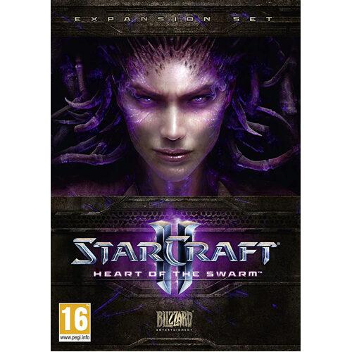 Starcraft II: Heart of the Swarm - PC