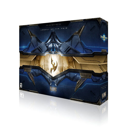 Starcraft II: Legacy of the Void - Collector's Edition - PC