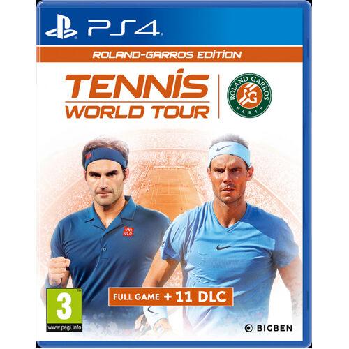 Tennis World Tour: Roland-Garros Edition - PS4