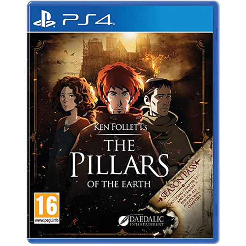 The Pillars of the Earth - PS4