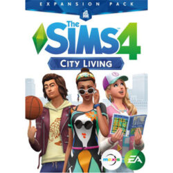 The Sims 4: City Living - (Code-in-a-Box) - PC