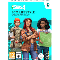 The Sims 4: Eco Lifestyle - (Code-in-a-Box) - PC