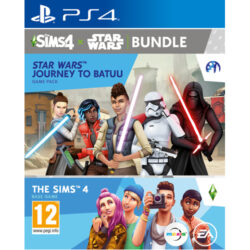The Sims 4 Star Wars: Journey To Batuu: Base Game and Game Pack Bundle - PS4