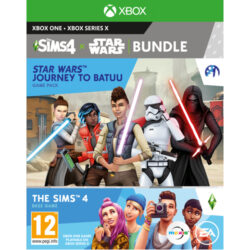The Sims 4 Star Wars: Journey To Batuu: Base Game and Game Pack Bundle - Xbox One