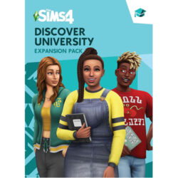 The Sims 4: University - (Code-in-a-Box) - PC