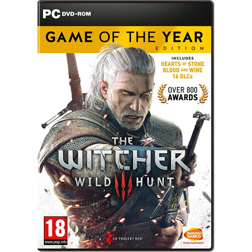 The Witcher III (3) Wild Hunt - Game of the Year - PC