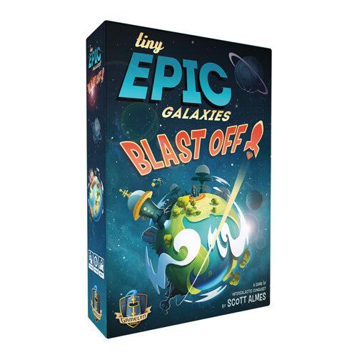 Tiny Epic Galaxies: Blast Off
