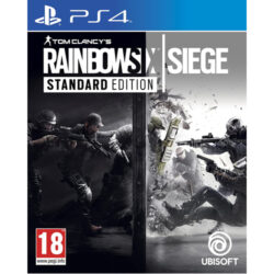 Tom Clancy's Rainbow Six: Siege: Standard Edition - PS4