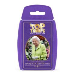 Top Trumps Specials HM Queen Elizabeth II