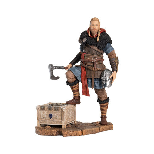 Ubi Heroes: Assassins Creed Valhalla Eivor Male Figurine