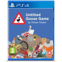 Untitled Goose Game - PS4